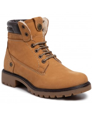 Trapery WRANGLER - Creek Fur WL92500F Tan Yellow 024