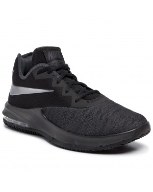 Buty NIKE - Air Max Infuriate III Low AJ5898 007 Black/Mtlc Dark Grey