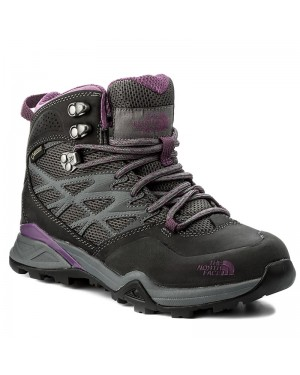 Trekkingi THE NORTH FACE - Hedgehog Hike Mid Gtx GORE-TEX T0CDF3TCS Dark Shadow Grey/Wood Violet