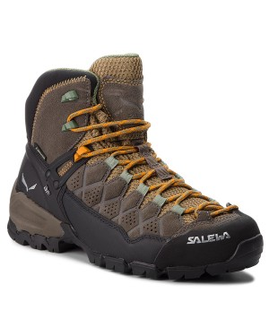 Trekkingi SALEWA - Alp Trainer Mid Gtx GORE-TEX 63433-7505 Walnut/Butterscotch