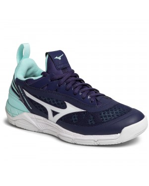 Sneakersy MIZUNO - Wave Luminous V1GC182015 Granatowy