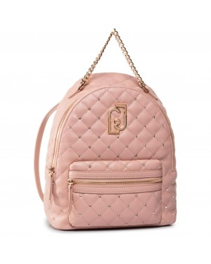 Plecak LIU JO - M Backpack AA0181 E0041 Cameo Rose 41310