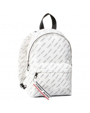 Plecak TOMMY JEANS - Tjw Logo Tape Mini Backpack Rafel AW0AW08259 PAE