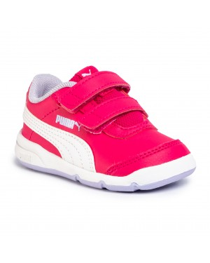 Sneakersy PUMA - Stepfleex 2 Sl Ve V Inf 192523 15 B Rose/White/Purple H/Peony