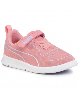 Sneakersy PUMA - Kali V Ps 367796 13 Peony/Purple Heather/White