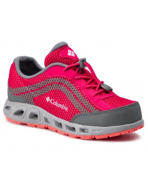 Trekkingi COLUMBIA - Youth Drainmaker IV BY1091 Bright Rose/Hot Coral 600